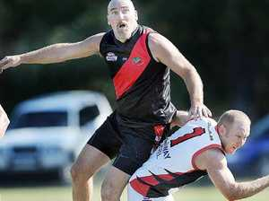 Bombers blow Brothers away