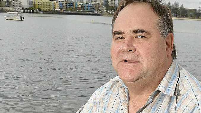 Former Sunshine Coast resident Scott Wilmot Bennett has won a $10,000 art prize.