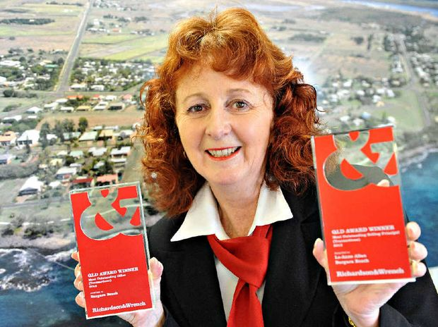 Richard and Wrench's Le-Anne Allan is thrilled with recently winning several awards.