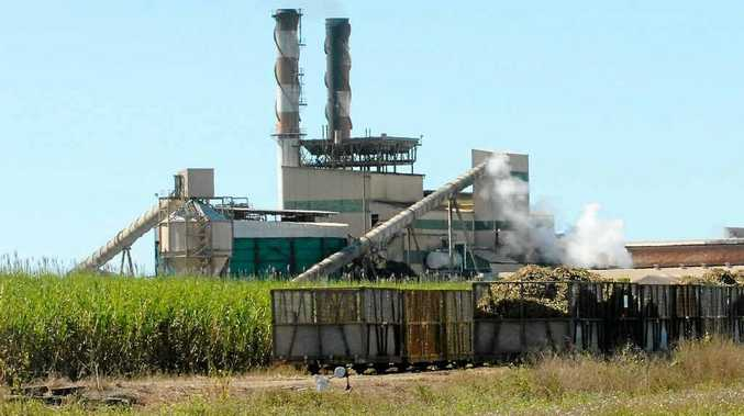 Mackay Sugar's cogeneration plant at Racecourse Mill.