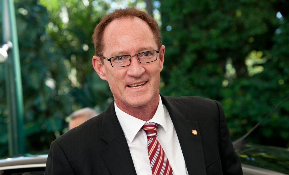 Racing Minister Steve Dickson
