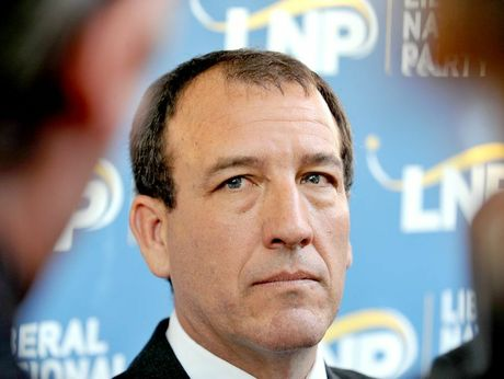 MP Mal Brough (Fisher, LNP) has a perfect Parliament attendance record.