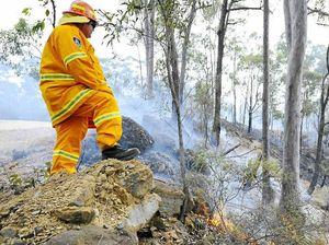Fire closes Tweed Coast Road