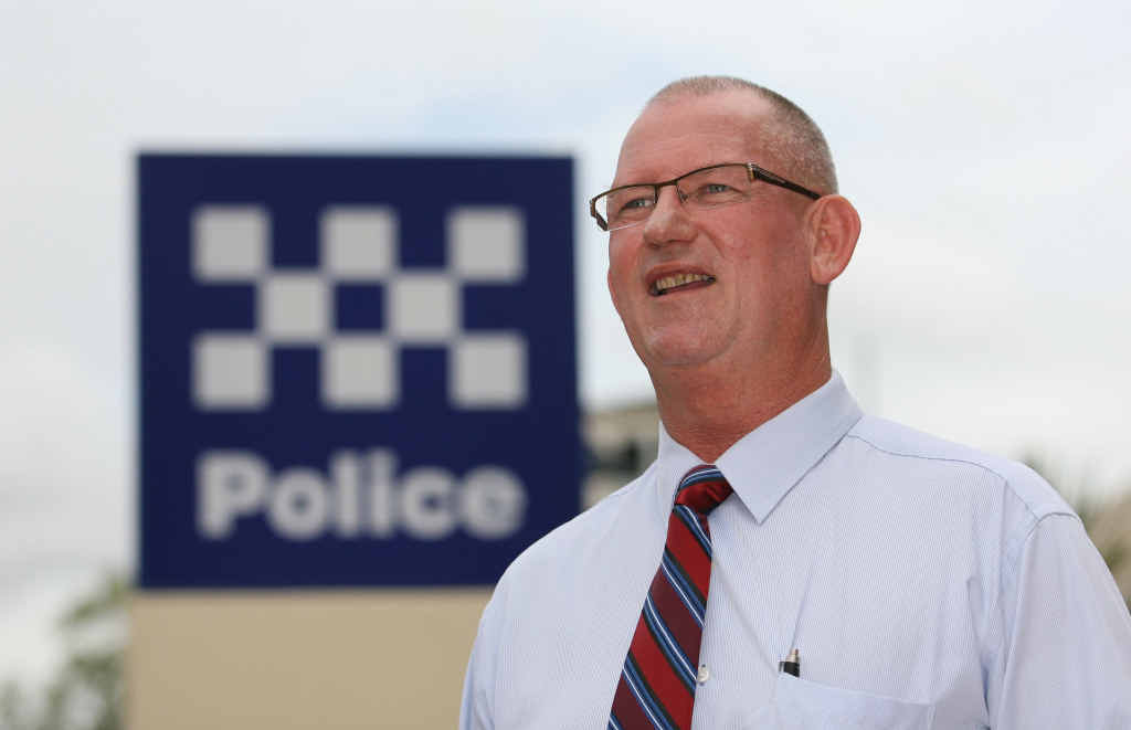 Rockhampton MP Bill Byrne raised concerns over the state's police recruitment policy.