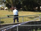 POLICE have cordoned off Lions Park, Caboolture after a man was found dead.