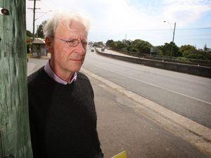 Mayor refuses road responsibility