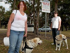 Council leashes popular dog park