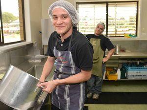 Volunteers thrive on giving back