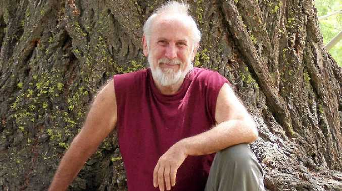 OFFERING EMPOWERMENT: John Seed is coming to Lismore to present a two-day workshop.