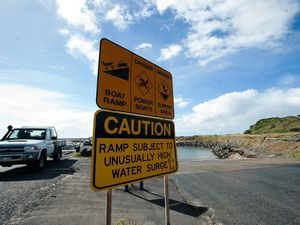 Million dollar boat ramp fix