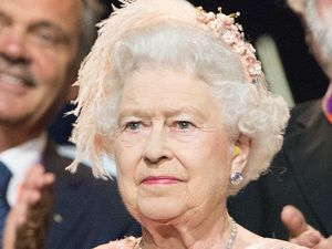 Queen admitted to hospital for first time in 10 years