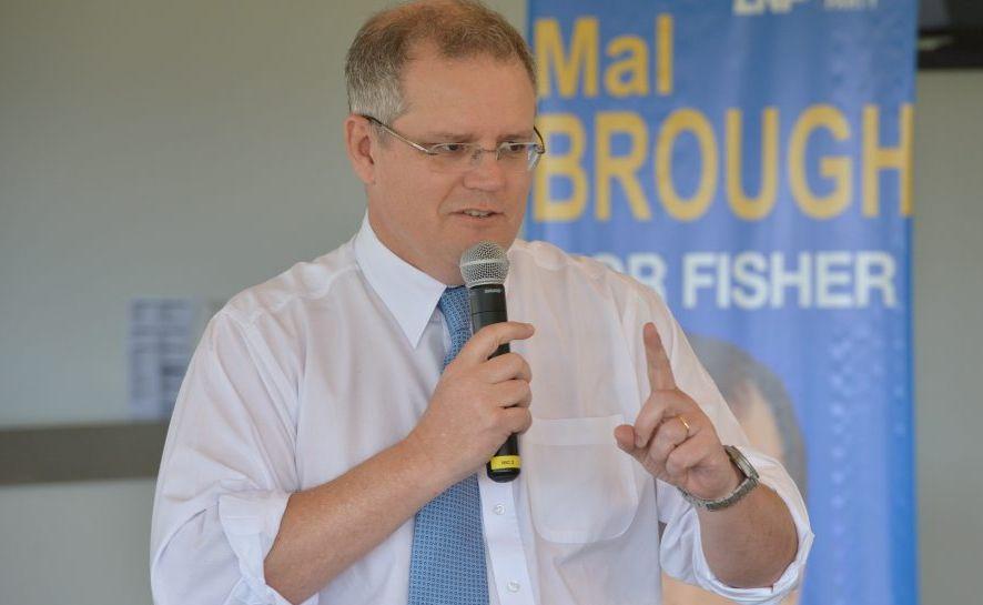 Opposition spokesman for Immigration Scott Morrison.