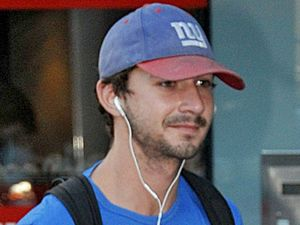 Shia LaBeouf sent 'sex tape' for role
