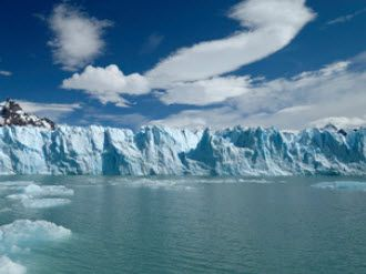 Perito Moreno Glacier is one of the most accessible in the world.
