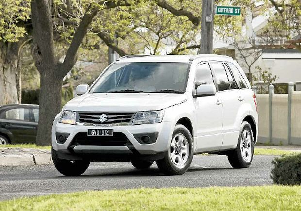 Suzuki new Vitara Urban will have two-wheel drive, with power sent to the rear.