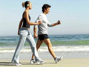 Track 'smart walk' goals