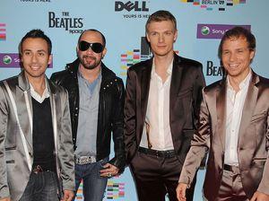 Backstreet Boys reunite