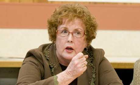 Cr Sue Englart is concerned over the fact no extra funds have been allocated to Toowoomba Regional Council's community grants program since councils amalgamated in 2008.