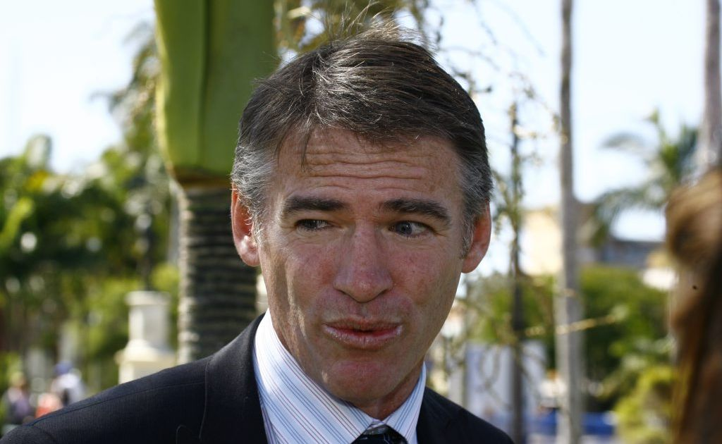 As the parliament continues to debate the merits of the crackdown, the proposed changes will not be supported by independent Rob Oakeshott.
