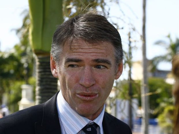 Independent Federal Minister for Lyne Rob Oakeshott