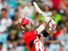 SYDNEY, AUSTRALIA - DECEMBER 30: Glenn Maxwell of the Renegades bats during the T20 Big Bash League match between the Sydney Thunder and the Melbourne Renegades at ANZ Stadium on December 30, 2011 in Sydney, Australia. (Photo by Brendon Thorne/Getty Images)