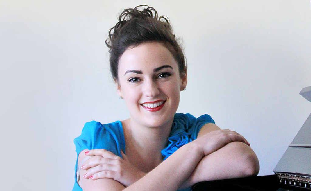 Eloise Mueller has won a scholarship to the American Music and Dramatic Academy in New York.