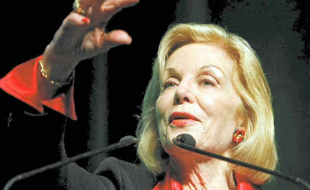 Ita Buttrose will speak at Suncare Community Services' Positive with Age event.