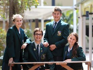 QCS Test holds no fear for students