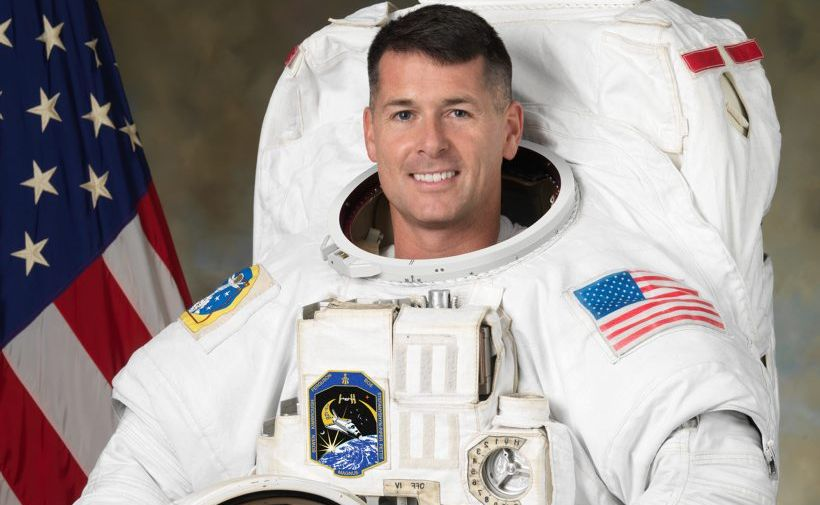 NASA astronaut Col. Robert Kimbrough will lecture at USQ on September 12.