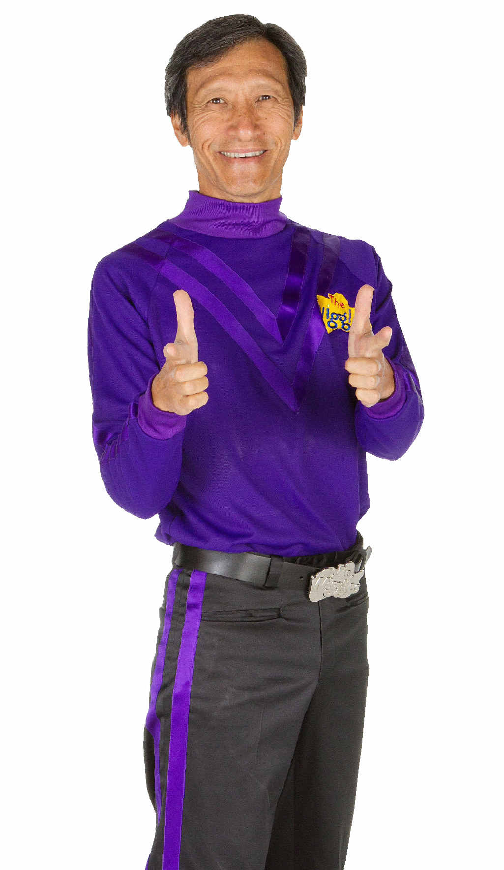 Purple Wiggle Jeff Fatt