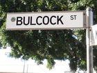 Bulcock Street Sign