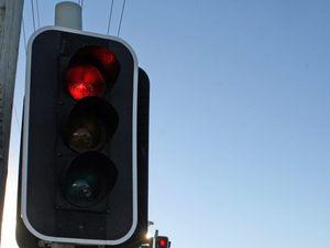 Traffic control at Briggs Rd