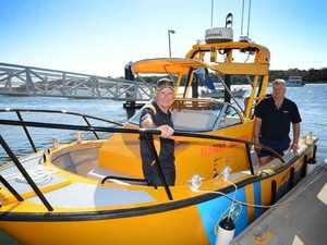 Rescuers get new vessel