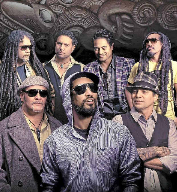 Katchafire will be smokin' when they play Byron this Sunday.