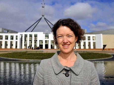 Federal member for Capricornia, Kirsten Livermore.