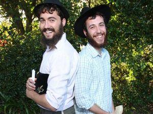 Rabbis on a mission for God