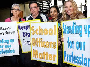 More than 100 catholic school teachers to stop work