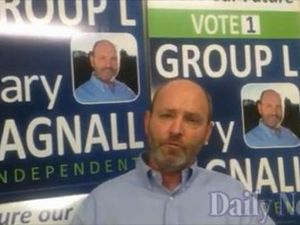 Election 2012: Gary Bagnall