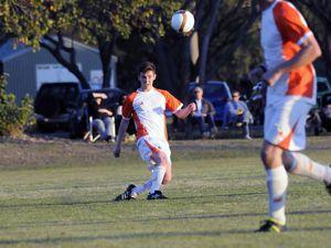 Gladstone men's soccer final