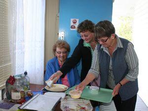 Biloela elderly depend on service