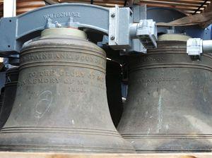 Refurbished church bells set to get a ringing endorsement