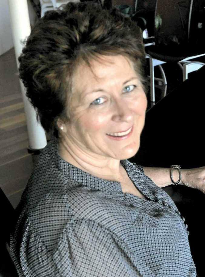 Sharon Cadwallader.