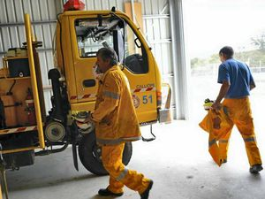 Residents asked to step up and join rural fire service