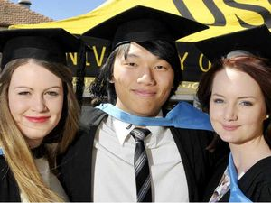 Graduates set for a bright future