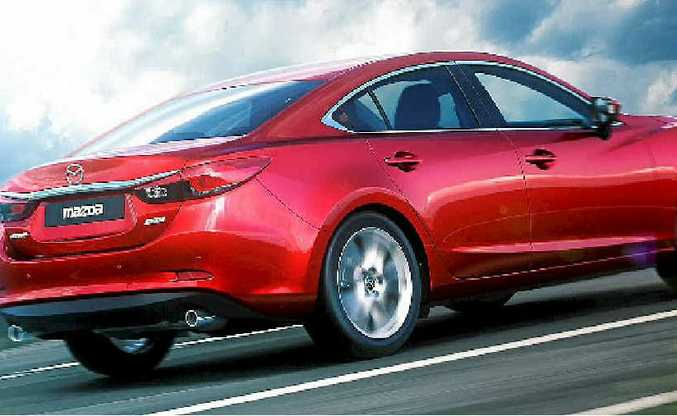 The third generation Mazda6 that is larger, lighter and thriftier, will arrive here next year.