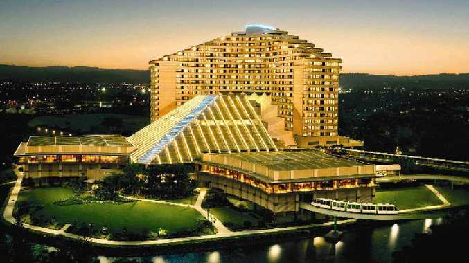 Jupiters Hotel & Casino on the Gold Coast, Queensland.