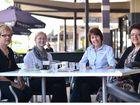Zonta Club of Mackay members Bridget Mather, Gemma Clark, Marie Cameron and Vassie Comino speak about the club's 20th anniversary.