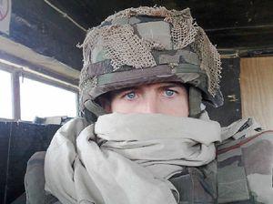 Afghan veteran plans to write wrongs