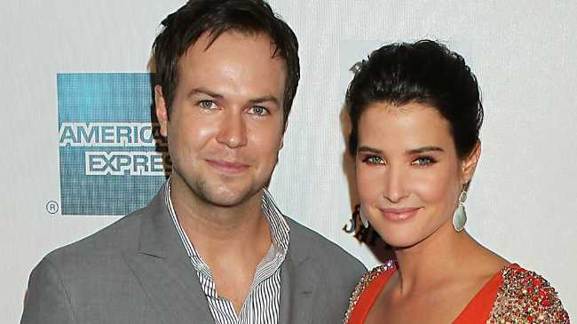 Cobie Smulders and Taran Killam.
