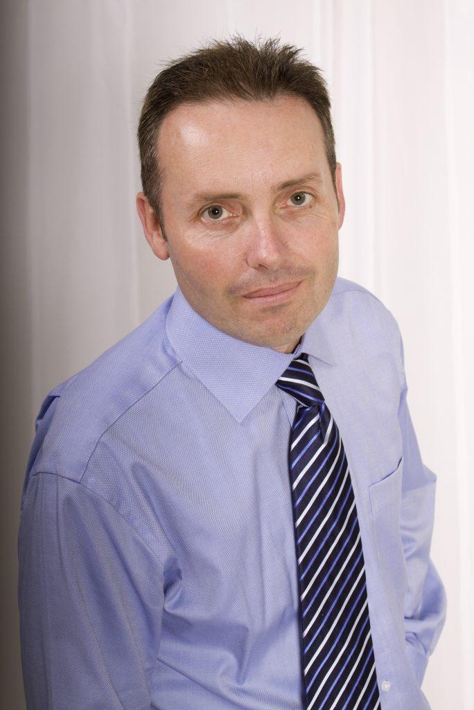 Ipswich West MP Sean Choat.